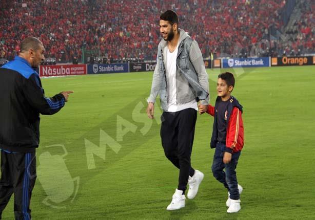 إكرامي يعود للقاهرة الجمعة تمهيدا للعودة للملاعب