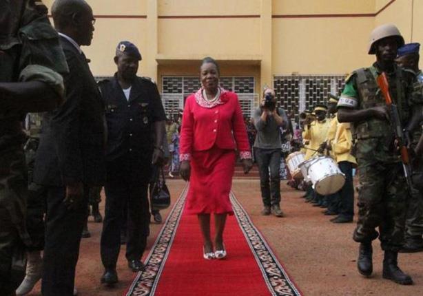 بالفيديو.. رئيس جمهورية أفريقيا الوسطى: جئت لمصر للاستفادة من خبرة السيسي