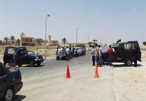ارتفاع عدد ضحايا هجوم العريش إلى 30 شهيدًا وجريحًا من الشرطة وال
