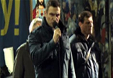 أوكرانيا: المتظاهرون يرفضون مغادرة الميدان رغم الاتفاق