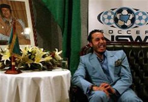 النيجر سلمت ليبيا الساعدي معمر القذافي