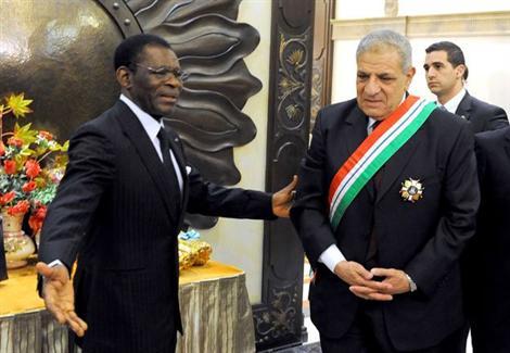 محلب: هناك اشتياق أفريقي لاستعادة مصر مكانها الطبيعي