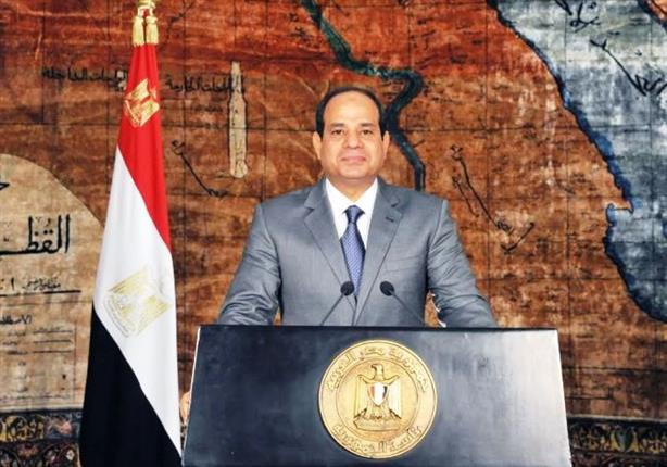 كلمة الرئيس عبدالفتاح السيسي لتأبين الملك عبدالله