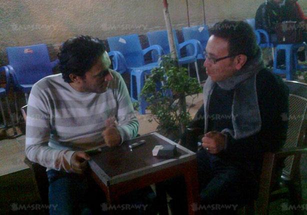 أحمد أمين.. واجه مبارك بـ