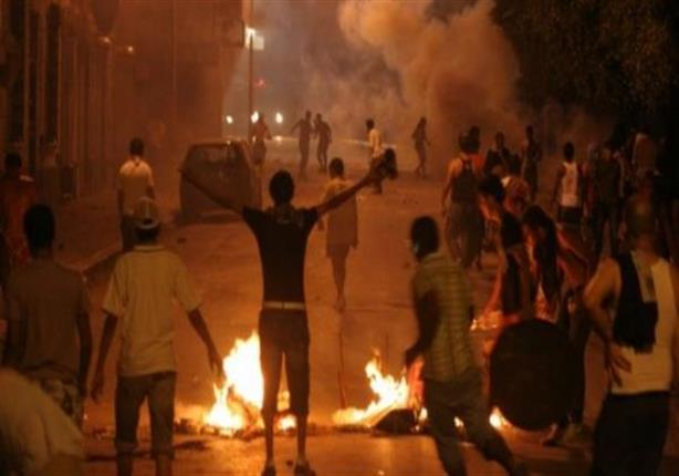رئيس حيّ المطرية: ضيق الشوارع يُسهل للمتظاهرين التجمع ولكن التصدي مستمر