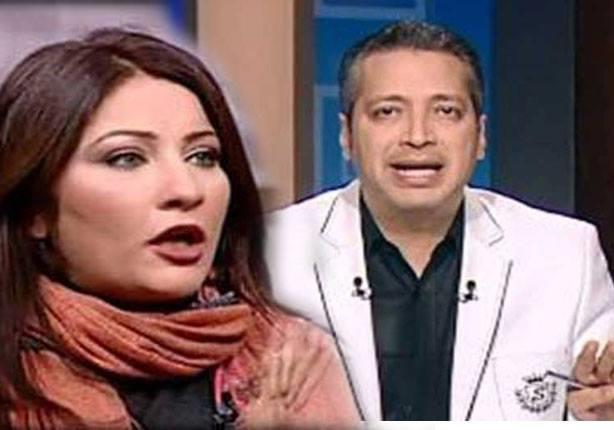 """تامر امين يفتح النار على """"جيهان فاضل"""" ويوجه لها رسالة"""