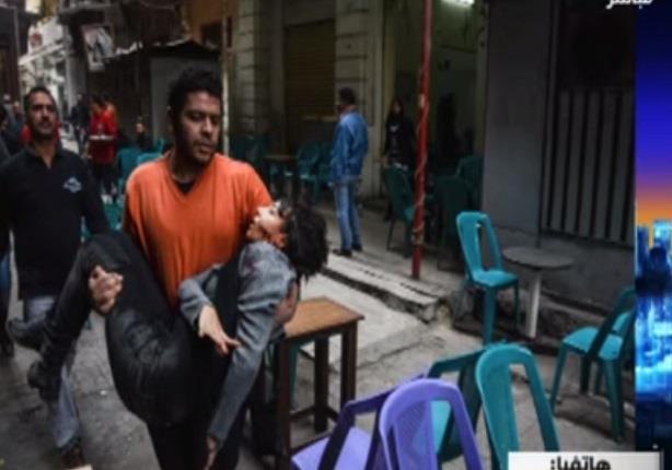 نانسي عطية الشاهدة على مقتل شيماء الصباغ تروي ما حدث بالفعل