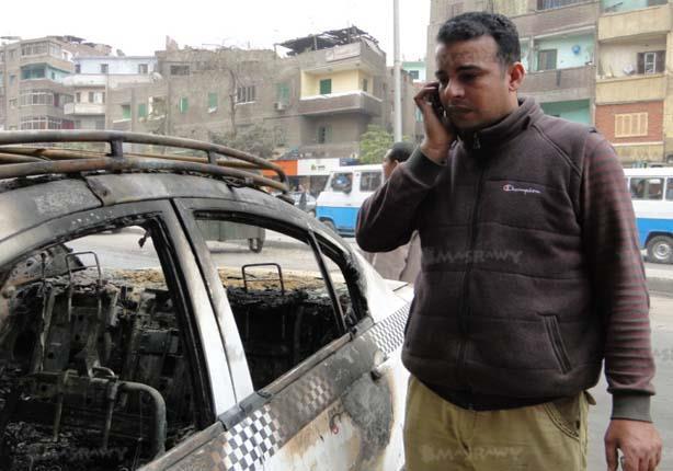 سائق تاكسي المطرية