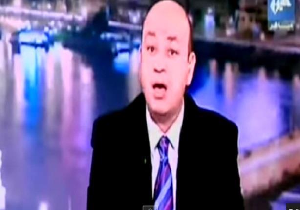 مساعد اول وزير الداخلية يشكك في مراسل القاهرة اليوم بخصوص اشتباكات المطرية