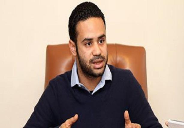 محمود بدر مؤسس تمرد يكشف عن محاولة اغتياله فى الذكرى الـ4 لـ25 يناير