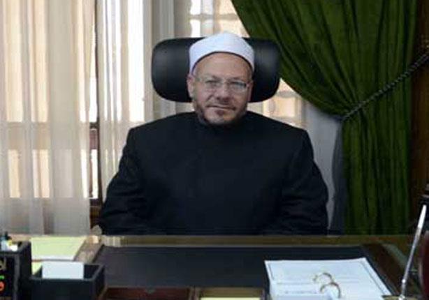 مفتي الجمهورية: مصر دولة محورية واستقرار المنطقة منوط باستقرارها
