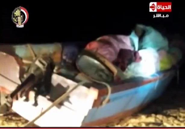 رسالة قوات حرس الحدود من سيناء بتاريخ
