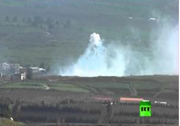 الجيش الإسرائيلي يقصف مواقع في جنوب لبنان ردا على استهداف دوريتهم