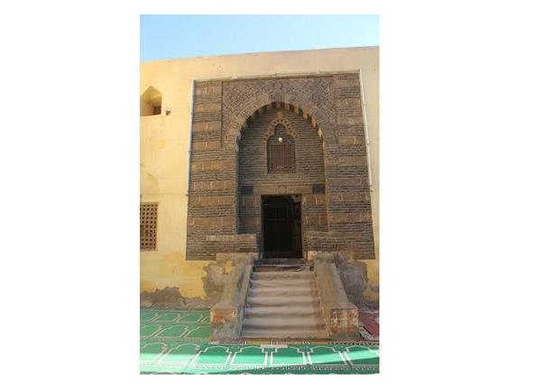 بالصور.. مسجد الأمير همام (شيخ العرب همام) بصعيد مصر