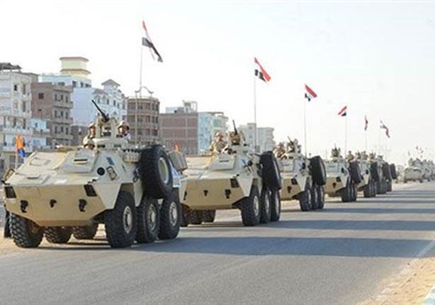 مقتل تكفيريين اثنين برصاص الأمن بوسط سيناء