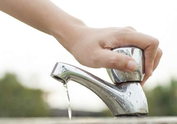 انقطاع المياه في بعض مناطق الجيزة بدءً من منتصف الليل