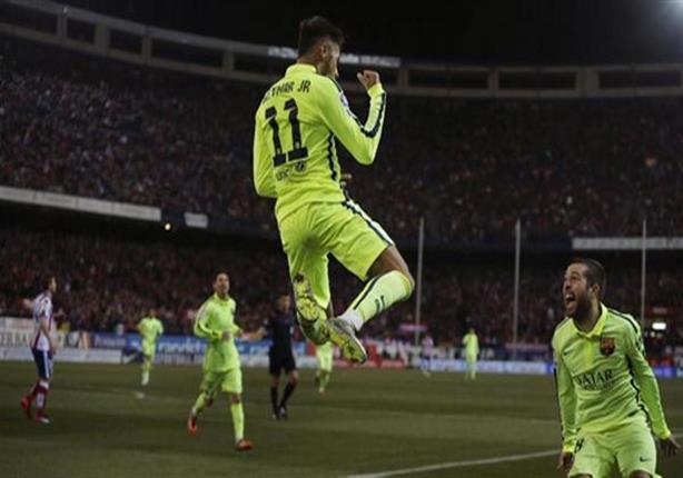 أهداف أتليتكو مدريد 2 - برشلونة 3
