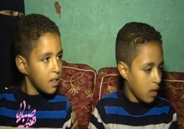 """بعد حلقة الجن... ريهام سعيد تحاور طفلين توأم يتحولان الى """"قطط"""" ليلاً"""