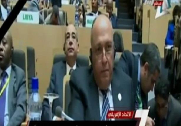 وزراء الخارجية الأفارقة يدعمون ترشيح مصر لعضوية مجلس الأمن