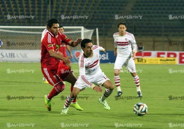 غياب محمد رزق عن مباراة الأهلي أمام إنبي