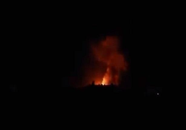فيديو للاشتباكات بين الجيش والجماعة الارهابية في سيناء