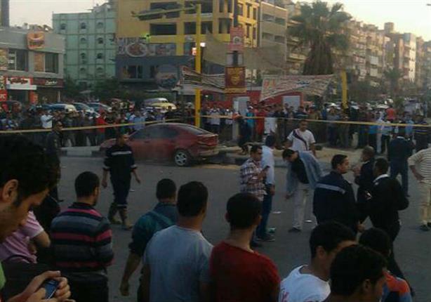 """ضابط شرطة يطارد حمارًا اخترق """"كردون"""" تفكيك قنبلة"""