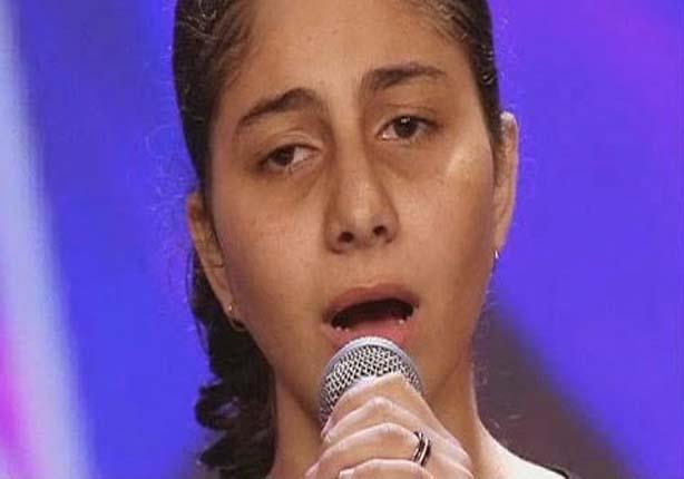 المتسابقة ياسمينا العلواني في برنامج Arabs Got Talent