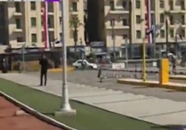 رئيس الوزراء يفتتح جراج التحرير والعقارات المطلة على الميدان تتزين بأعلام مصر