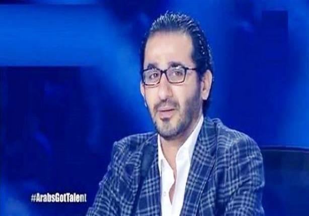 أحمد حلمي يبكي في عرب جوت تالنت