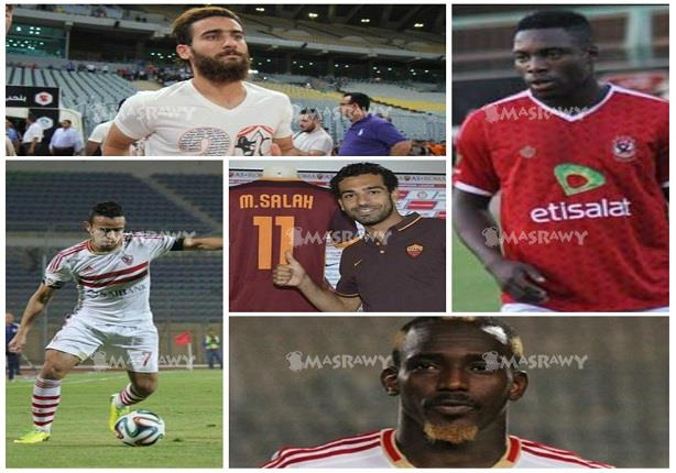من بينهم صلاح وباسم مرسي.. تعرف على قائمة المرشحين لأفضل لاعب في إفريقيا