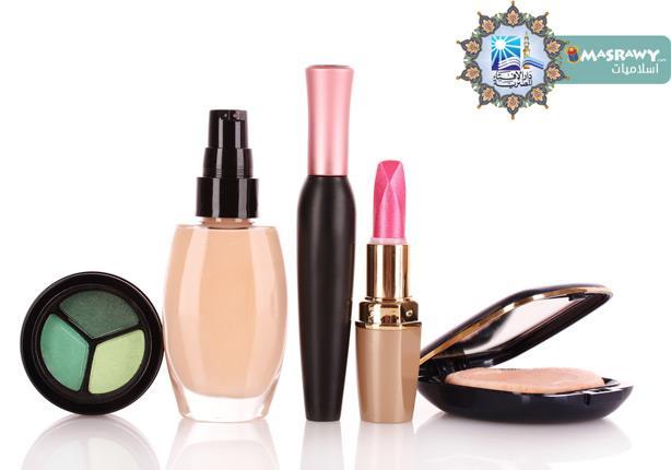 ما حكم التجارة في منتجات التجميل؟