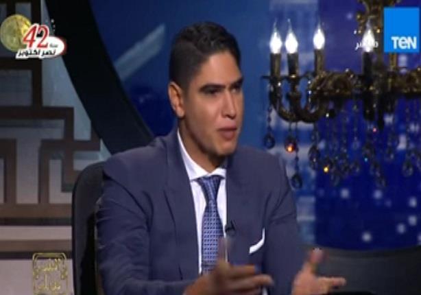 """أبو هشيمة إلى رجال الأعمال: """"اللى يصرف جنيه لمصر هيترد له 100"""""""