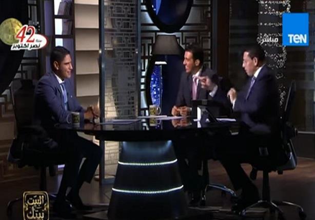 عمرو عبد الحميد لـ رجل الأعمال احمد ابو هشيمة: من اين لك كل هذا ؟