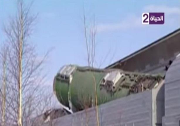 احمد المسلمانى يعرض فيديو لقطار روسي يطلق صواريخ نووية