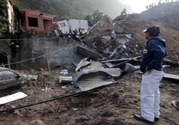 ارتفاع حصيلة ضحايا الانهيار الطيني بجواتيمالا إلى 253 شخصا