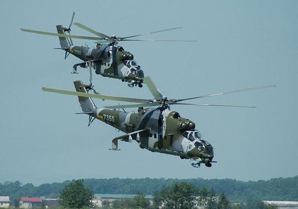 وكالة تركية: طائرات هليكوبتر روسية تبحث عن طيارين أسقطت طائرتهما