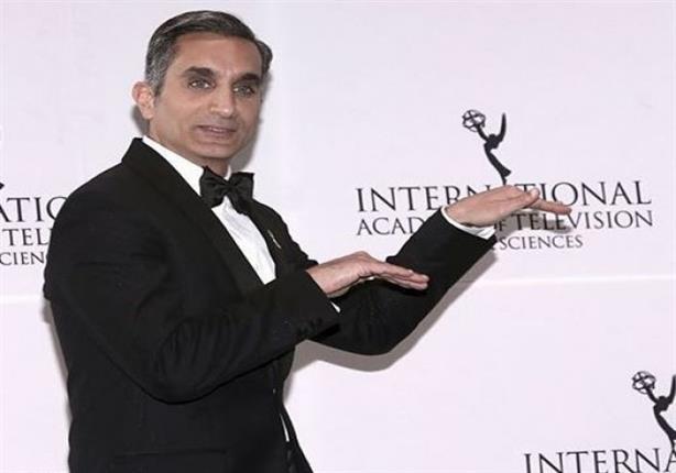"""بالفيديو- باسم يوسف: """"الإعلام لازم يبطل شرشحة لأنه بيمثلنا خارج مصر"""""""