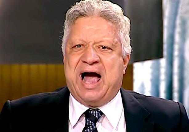 مرتضي منصور يسب مانويل جوزيه وفيريرا بألفاظ خارجة على الهواء