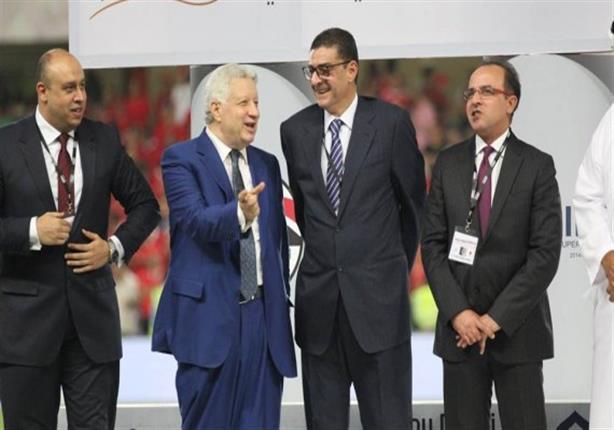 وزير الرياضة يجتمع بطاهر ومرتضى ورؤساء الأندية