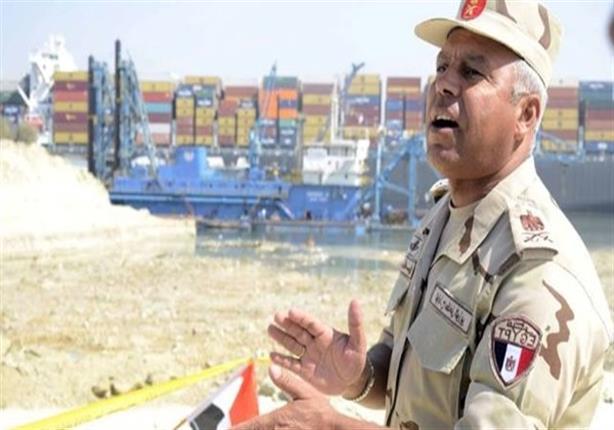 رئيس الهيئة الهندسية يعرض أمام الرئيس مشروع تنمية منطقة شرق بورسعيد