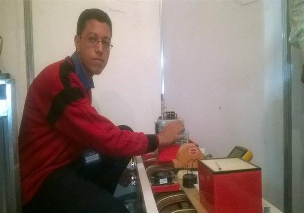 """""""طماوي جديد"""".. شاب يخترع جهاز يوفر 70% من كهرباء مترو الأنفاق- حوار"""