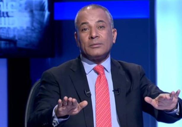 """أحمد موسى: """"ميناء شرق بورسعيد هو الميناء اللى بيبيض دهب"""""""