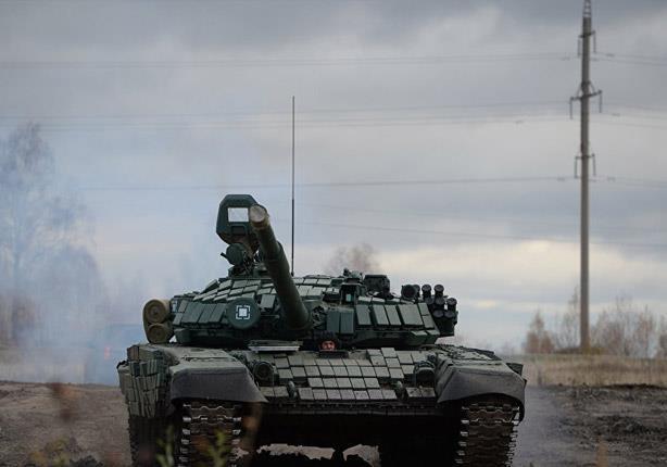 علماء روس يبتكرون تقنية حديثة لإخفاء الدبابات والمدرعات العسكرية