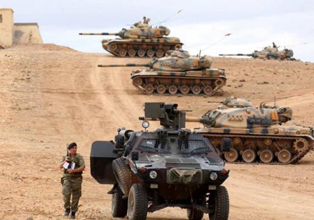 سوريا تعلن اختراق قوات عسكرية تركية لحدودها