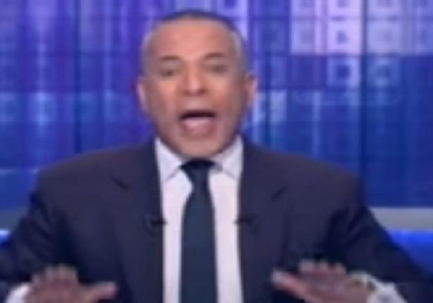 احمد موسى يدعو لمليونية لتجديد التفويض للرئيس السيسى على الهواء