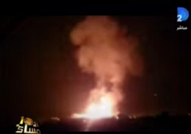 شاهد الفيديو وتفاصيل الهجوم الارهابى على الكتيبة 101