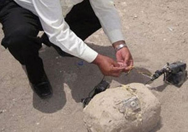 الحماية المدنية تبطل مفعول قنبلة في دمياط