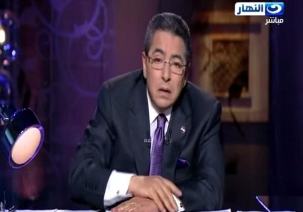 """محمود سعد:""""في كلاب كتير هي اللي تستحق القتل بتطلع في التليفزيون"""""""