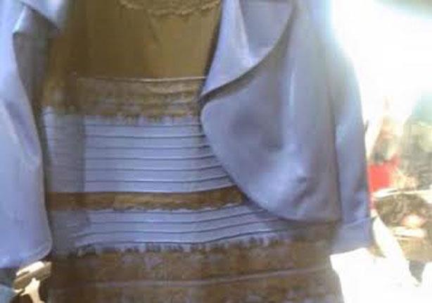 لوموند: لون فستان يقسم العالم