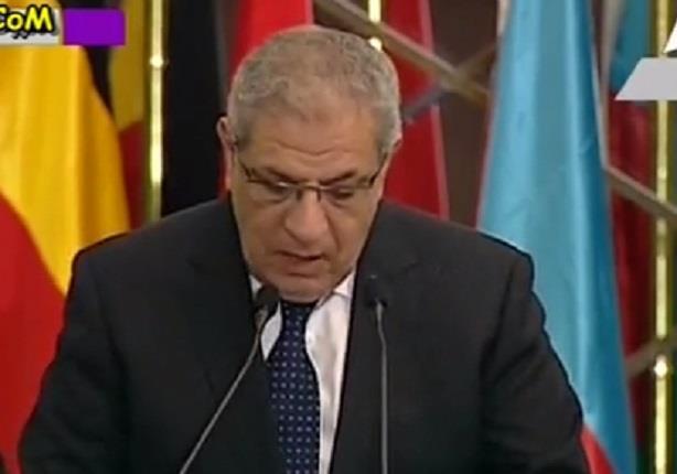 """كلمة رئيس الوزراء إبراهيم محلب عن الإسلام في مؤتمر """"عظمة الإسلام"""""""